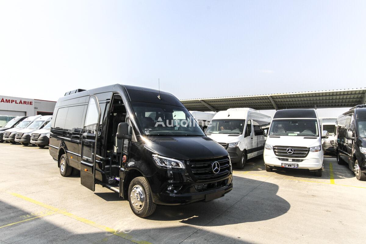 новый пассажирский микроавтобус MERCEDES-BENZ 519, vip *COC* 5500 kg