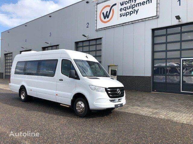 пассажирский микроавтобус MERCEDES-BENZ Sprinter 516 CDI (2019) (NEW)