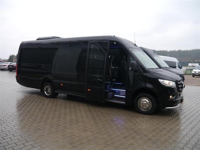 новый пассажирский микроавтобус MERCEDES-BENZ Sprinter 519 XXXL