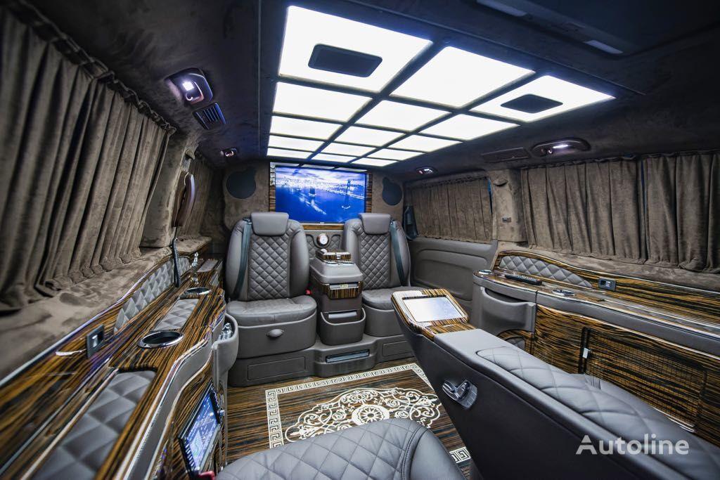 новый пассажирский микроавтобус MERCEDES-BENZ Vito 114