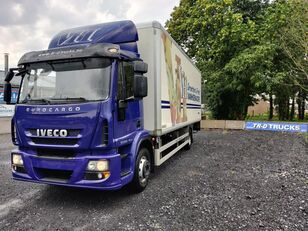 авторефрижератор IVECO EuroCargo 150 e22 insulated box with taillift dhollandia