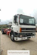 грузовик шасси DAF CF85 380 left hand drive manual pump 6X2 26 ton