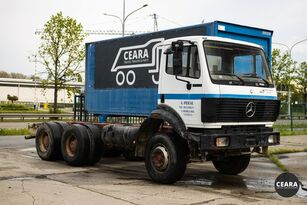 грузовик шасси MERCEDES-BENZ SK 2527 10 roues chassis-cabine