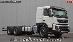 грузовик шасси VOLVO FMX 500