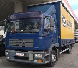 грузовик штора MAN TGM 15.280