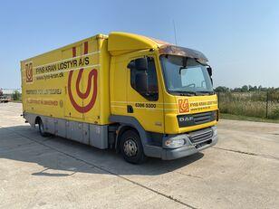 изотермический фургон DAF LF 45.220 235.000tkm