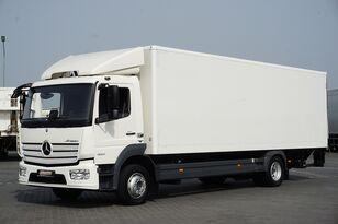 изотермический фургон MERCEDES-BENZ / ATEGO / 1224 / EURO 6 / ACC / IZOTERMA + WINDA / 19 PALET / MA