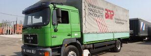 тентованный грузовик MAN 19.293