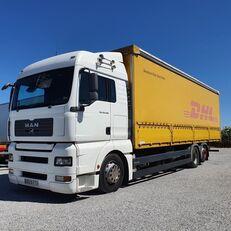 тентованный грузовик MAN TGA 26.350