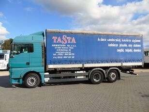 тентованный грузовик MAN TGA 26.440 6x2 MANUAL Euro4