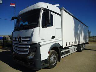 тентованный грузовик MERCEDES-BENZ ACTROS 25 45