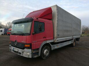 тентованный грузовик MERCEDES-BENZ ATEGO 1223