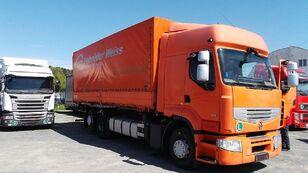 тентованный грузовик RENAULT PREMIUM 460