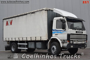 тентованный грузовик SCANIA 93M 230