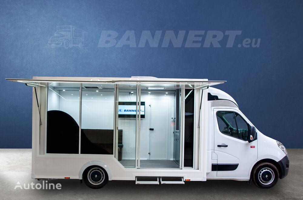 новый торговый грузовик < 3.5т BANNERT EVENT, Office Mobil, Handlowy, IMBISS, Verkaufmobil