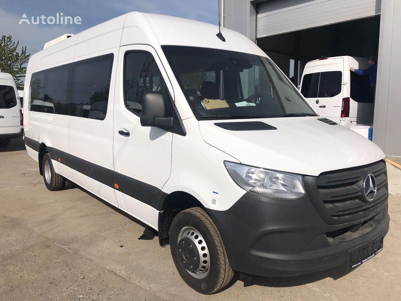 новый пассажирский микроавтобус MERCEDES-BENZ Sprinter 516