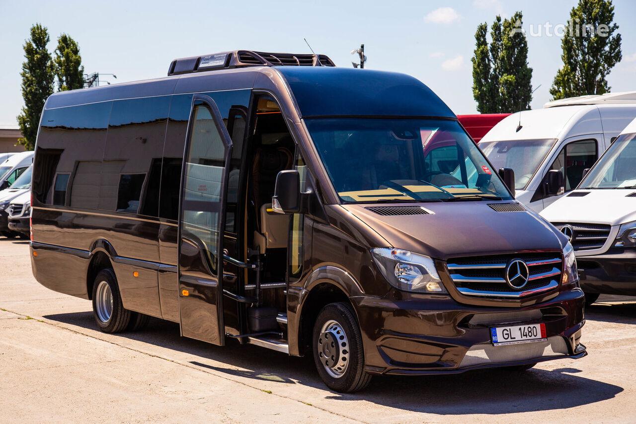 новый пассажирский микроавтобус MERCEDES-BENZ Sprinter 516 VIP