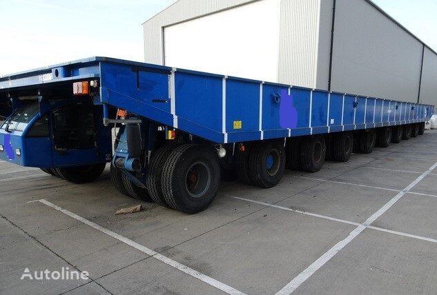 самоходный модульный транспортер COMETTO Model SYT 10/5