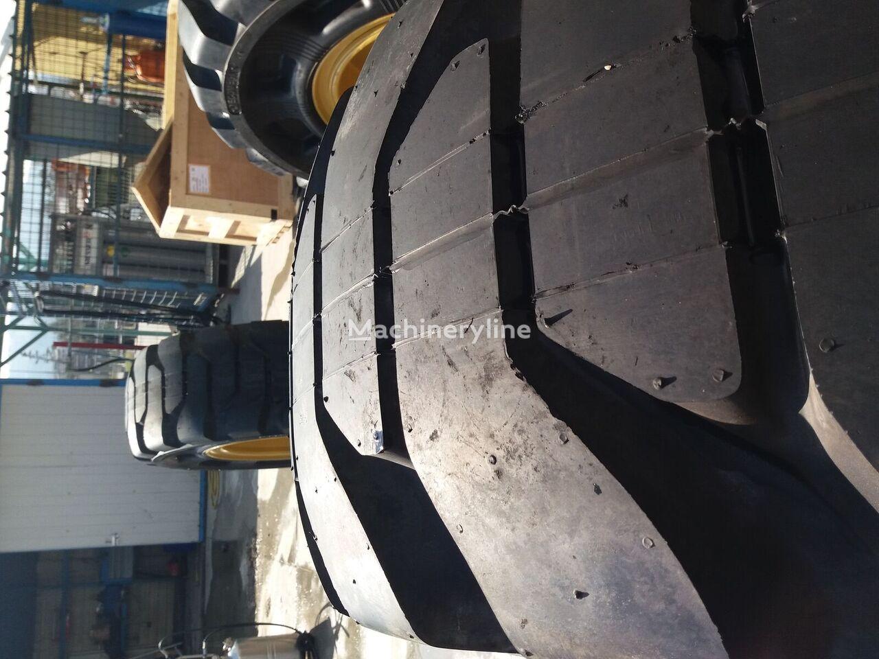 новая шина для фронтального погрузчика ECOMEGA SOLID