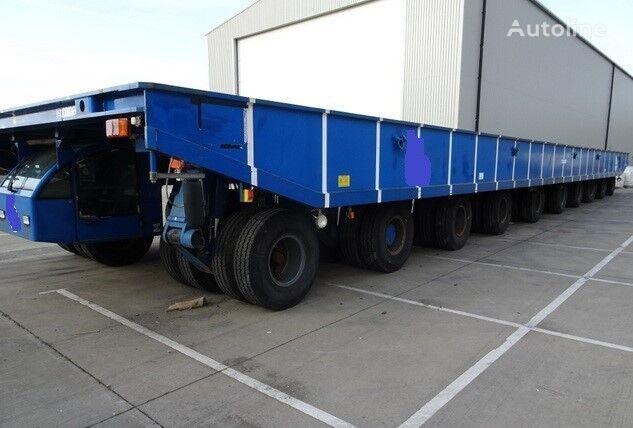 самоходный модульный транспортер COMETTO SYT 10/5 , 520ton