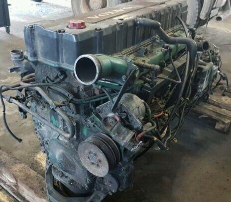 двигатель VOLVO для тягача VOLVO