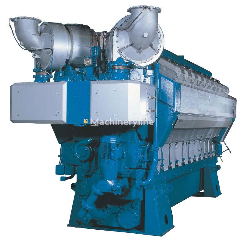 новый двигатель WSI generator для другого генератора VS Wartsila 20V34SG