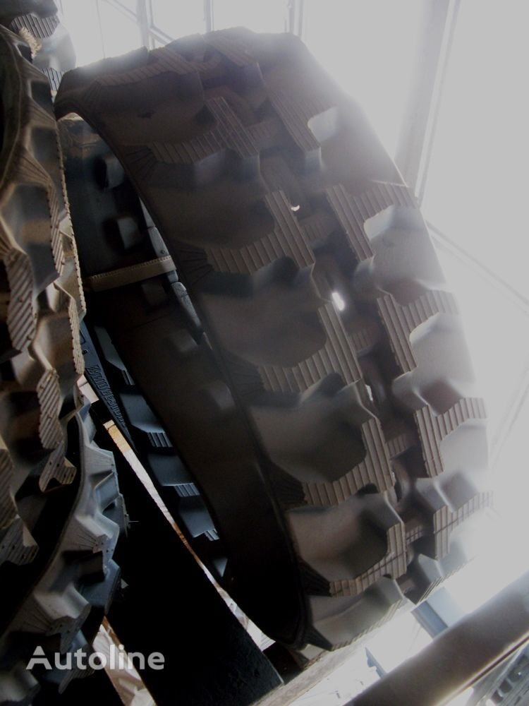 новая гусеница New Rubber tracks Bridgestone 230X34X96 tracks для мини-экскаватора ATN PIAF800
