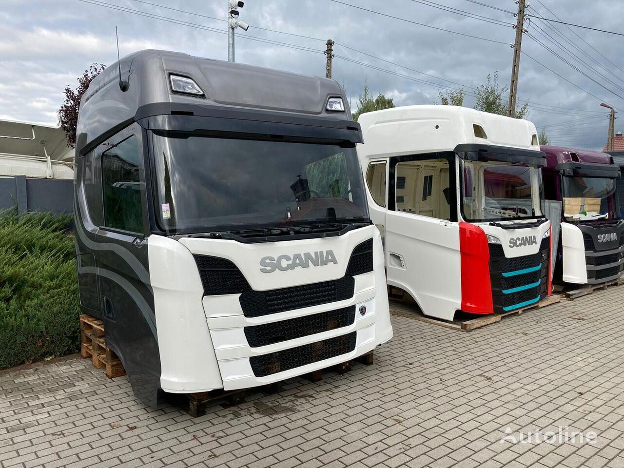 кабина S для тягача SCANIA S